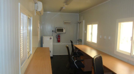 Containerised Site Office Units