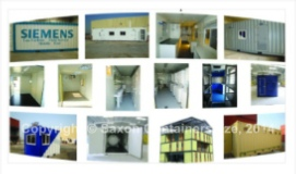 Container Conversion, Prefabricated Buildings & Converted Containers