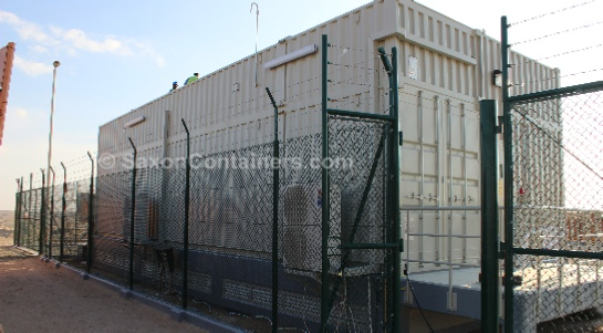 Prefab & Containerised Substations