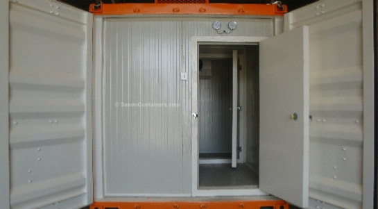 Containerised Cold Stores & Refrigerated Units